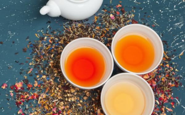 Types of Tea and its Benefits